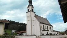 Meditativer Kirchenspaziergang Route 2