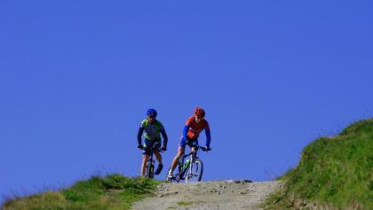 Mountainbiking in the Aletsch Arena