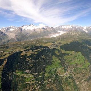Aletsch Plateau