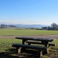 Panoramaweg zur Linner Linde