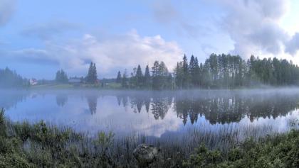 North_Karelia_misty_lake_Lakeland_Finland