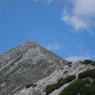 Gipfel des Brunnsteinkopf