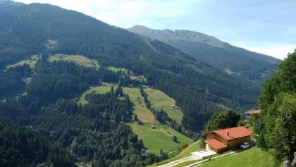 Blick auf den Kolsassberg