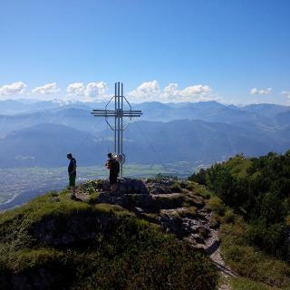 Gipfelkreuz Hundsalmjoch