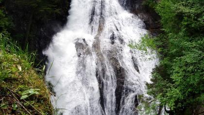 Wilde Natur: Die Reinbachfälle bei Sand in Taufers zählen zu den schönsten Wasserfällen Südtirols