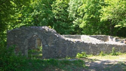Ruine Alt-Schauenburg