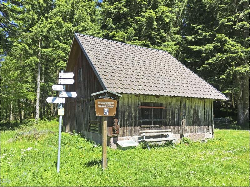 Bad Rippoldsau-Schapbach Tour 12 - Tal-Runde