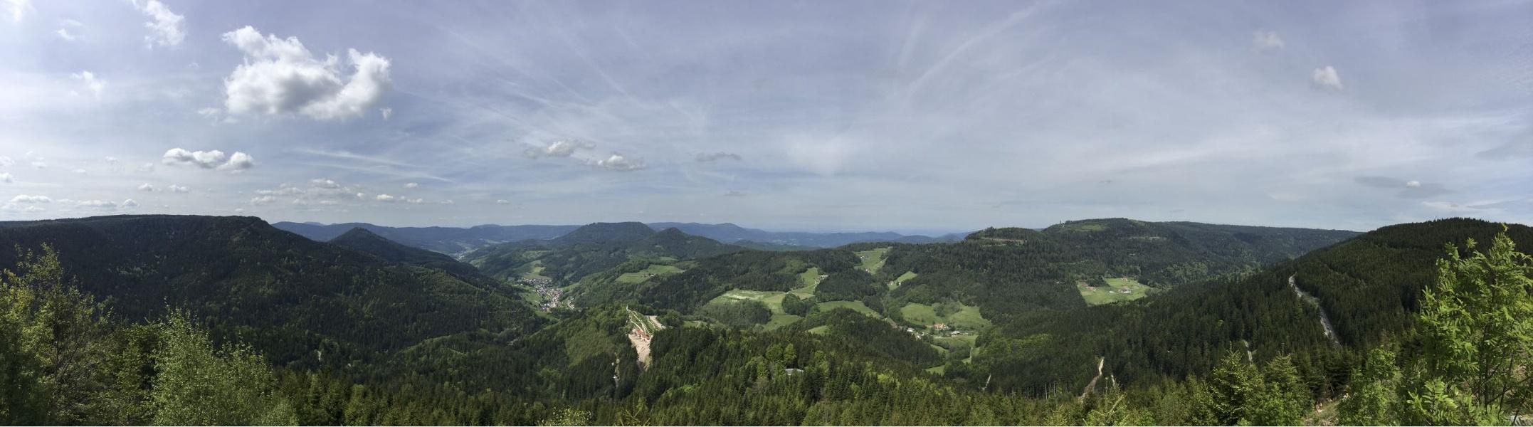 Bad Rippoldsau-Schapbach Tour 9 - Rundblick-Tour