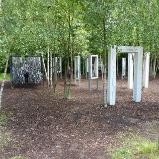 Spiegelgarten