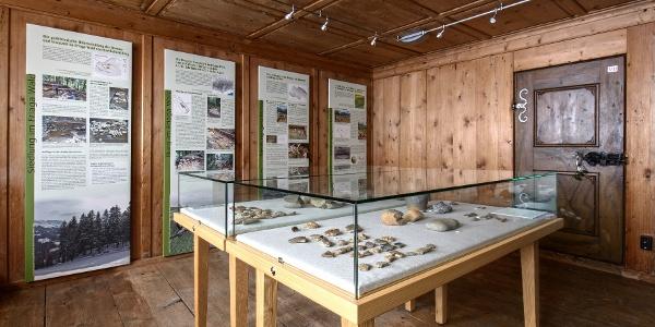 Siedlungsgeschichte im Museum Frühmesshaus Bartholomäberg