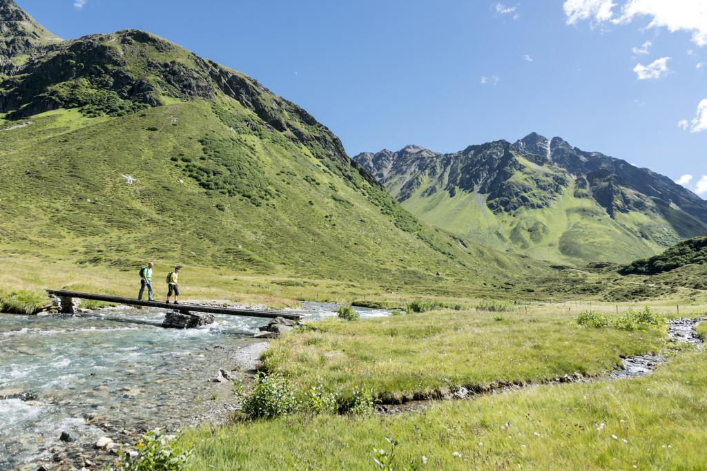 The Top Hiking Trails in Davos Klosters