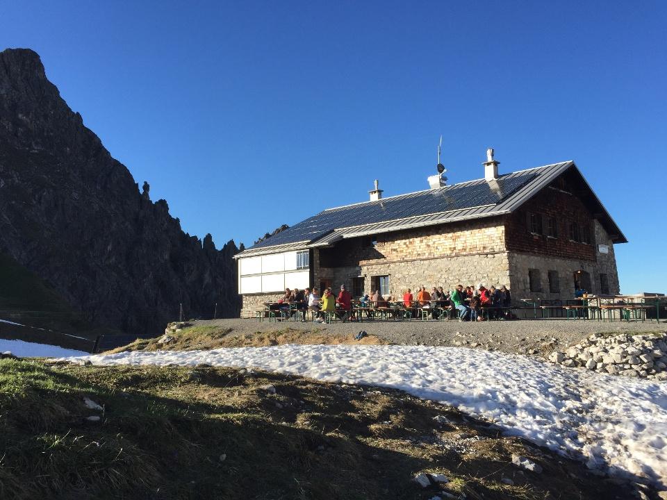 Klettersteig Kleinwalsertal : Tourentipp mindelheimer klettersteig