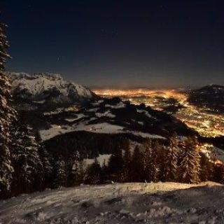 Nachtskitour Zinkenkogel