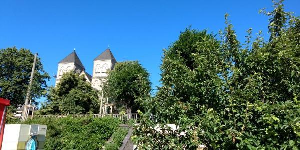 Kirche Sankt Kunibert