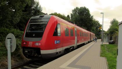 Bahnhof Neustadt a.d.Waldnaab