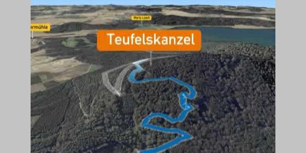 Traumpfad Pellenzer Seepfad
