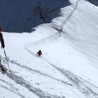 Skitour: Hohes Brett - Hoher Göll