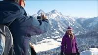 Winterwandern im Tannheimer Tal © Ferienregion Tannheimer Tal