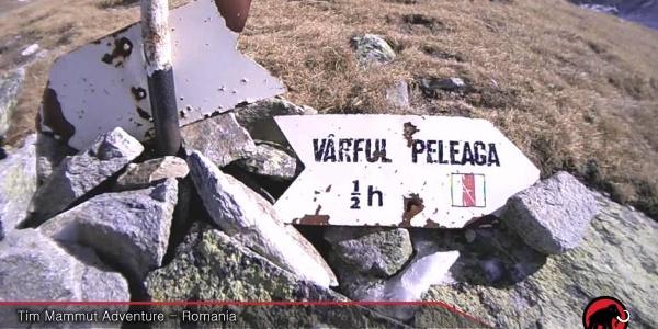Peleaga Peak - Mammut 150 peaks project