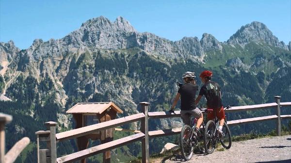 Klettersteig Tannheimer Tal : Friedberger klettersteig