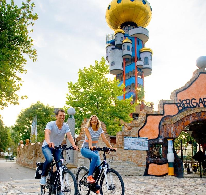 [r]auszeit Rad-Erlebnis: Turm-Tour