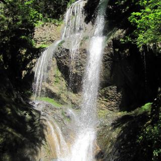 Falltobel-Wasserfall