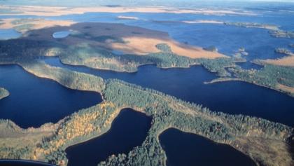 Finnisches Seenland
