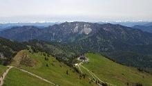 Vom Spitzingsee über Taubenstein und Rotwand zum Pfanngraben