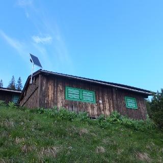 Die Schwabegghütte