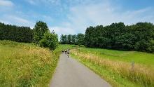 Radtour mit Landrat Thomas Gemke am 20.08.17 durch das Ebbegebirge
