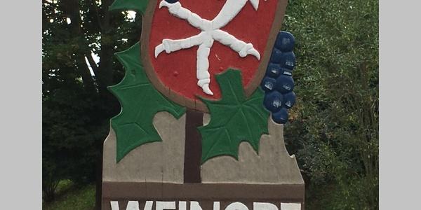 Weinort Kürnbach