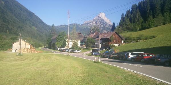 Start: Johnsbach Gasthof Kölblwirt..