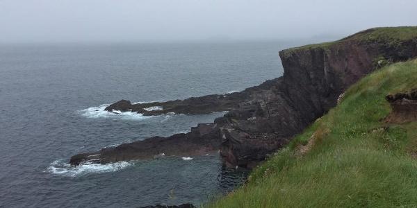 Cliffside Walking