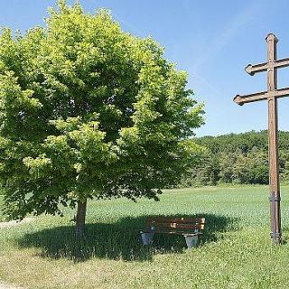 Kreuz am Hudelweg