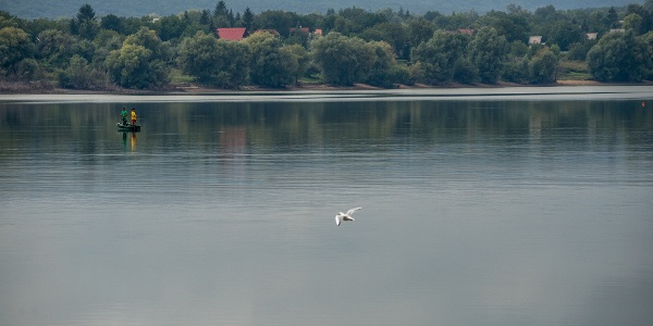 Vodná nadrž vo Fehérvárcsurgó