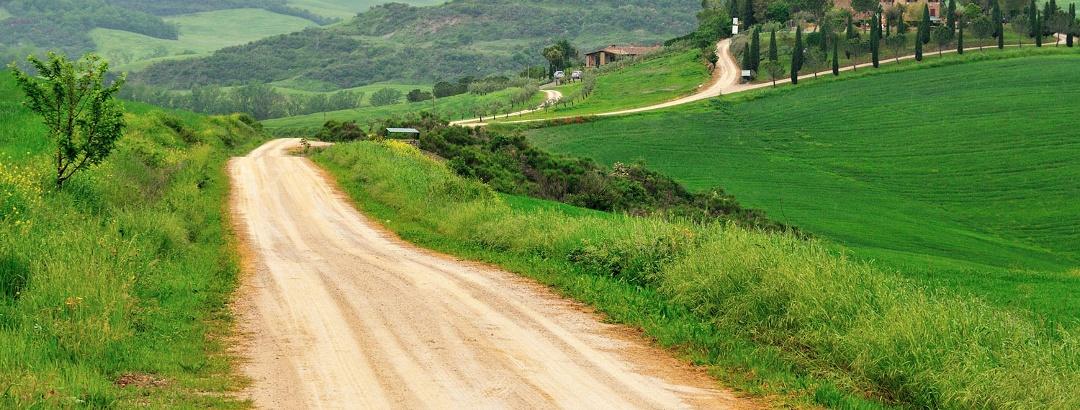 Trails en route