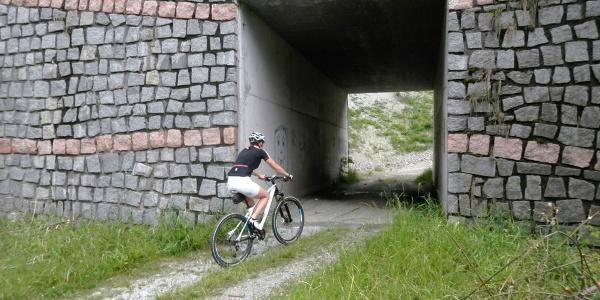 Estate-Tour Rendena-Sottopasso statale-Foto M.Lorenzetti