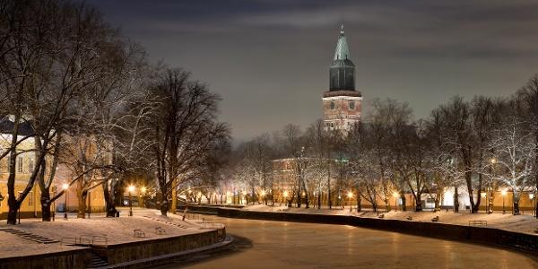 Turku Cathedral Finland