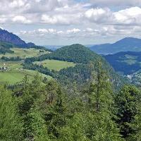 Blick auf Ettenberg