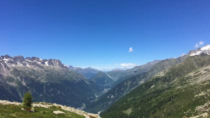Views from the Plan d'Aiguilles