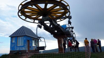 Bergstation ~1415m