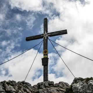 Gipfelkreuz Seehorn