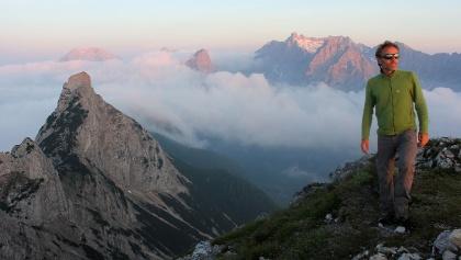 Große Arnspitze - hinten Arnplattenspitze