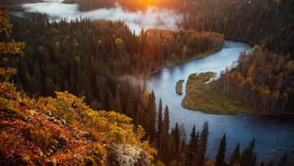 Finland_Oulanka_national_park_autumn