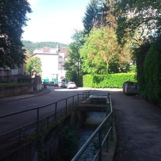 Bernhardusstraße in Baden-Baden