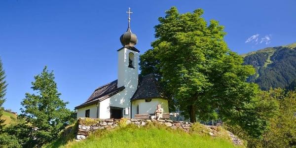 Kapelle in Gaschurn
