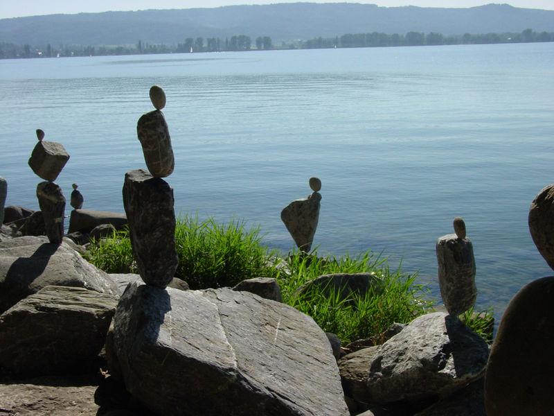 Steinkunst von Sepp Bögle