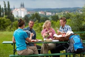 Foto Weingenuss entlang des Sächsischen Weinwanderweges