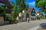 Foto Wanderer in Weinböhla, Historisches Weingut Peterkeller