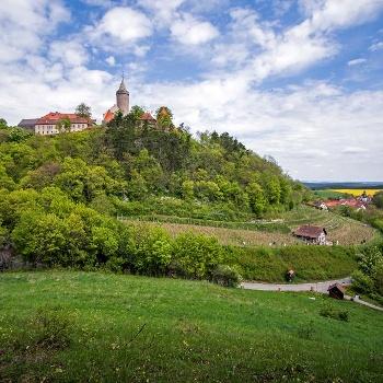 Leuchtenburg - Königin des Saaletals